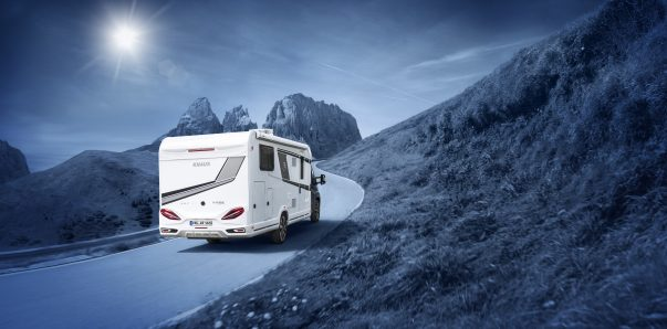 KNAUS Sky TI PLATINUM SELECTION